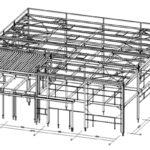Bâtiment à usage d'atelier, bureaux et vestiaire - SCI CAMPSIS (37)